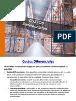 2018-10-22 Costos Deciciones - Costos Diferenciales