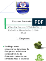 Empresa Ecoturística