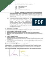 3. SPLDV Hemogen Dan Tak Hemogen Serta Penyelesaiannya Dengan Metode Grafik