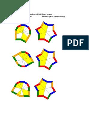 Cube Shape Parity (CSP) | Mathematics