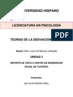 Reclusorio Reporte bcfbdfg