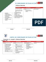 Cartel de Capacidades de Plan Lector