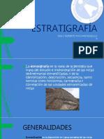 1.- ESTRATIGRAFIA