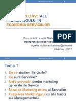 Suport de Curs Marketingul Serviciilor