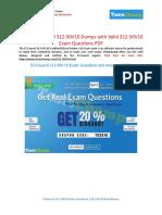 How To Prepare Eccouncil 312-50v10 Exam ?