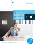 Intelligent touch manager