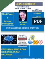 Nota Dr Izham Uitm Kekuatan Minda & Kebijaksanaan Dalaman