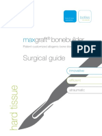 Botiss Maxgraft Bonebuilder SurgicalGuide