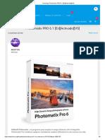 Descargar Photomatix PRO 6.1 [en][Activado][vs]