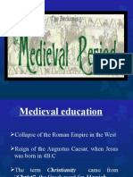 Foundation of Education