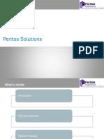 Peritos IT Solutions Capability Deck_Marketing