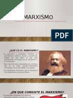 El Marxismo - Grupo 02