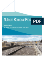 CWEA Nutrient Removal 7.17.14