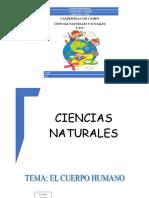 Cuaderno naturales 2 primaria