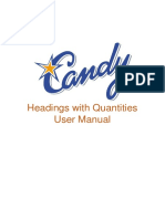 Headings With Quantities (003)