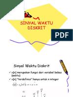 Sinyal Waktu Diskrit.pdf