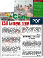 The CAHSian Vol 1 Issue 2