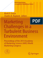 Marketing Challenges in a Turbulent Business Environment