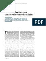 As Multiplas Faces Do Conservadorismo Brasileiro