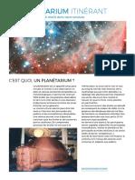 Doc Planetarium