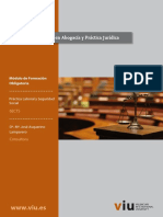 Texto de Derecho Laboral España
