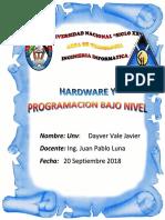 Hardware Primos