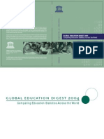 Global Education Digest UNESCO