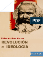 Revolucion e Ideologia - Felipe Martinez Marzoa