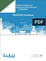 Tanfeedh Hand Book 2017english