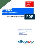 Manual PT5520 Haiwell
