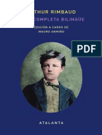 Arthur Rimbaud. Obras Completas