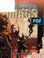 Cavaliers of Mars - Core Rules (Updated)