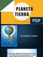 El Planeta Tierra- Dia 11 Cyt