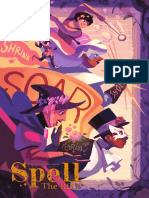 Spell - The RPG - Corebook Digital