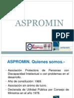 ASPROMIN gerencia