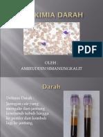 Bio Kimia Darah