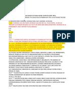 Nbme 5 Block 1 Explanations