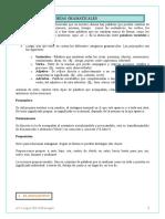 Las categorías gramaticales2010