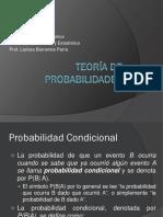 Teoría de Probabilidades 2