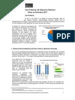 Estadística Preliminar Del Subsector Electrico - Diciembre3-237nfz