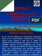 Capitulo i Introduccion Al Gis