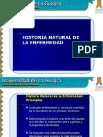 HISTORIA NATURAL DE LAS ENFERMEDADES