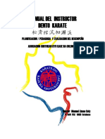 Manual Del Instructor Dento Karate