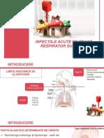 Infectiile de Tract Respirator Curs 1 Studenti Amg 2018