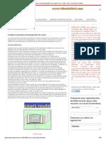 Cours Route PDF