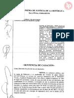 CAS 1331-2017-Cusco_PENAL~Prueba relevante para determinar la intoxicación alcohólica
