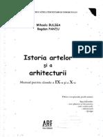 Istoria Artelor Si a Arhitecturii