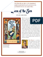 Queen of the Sea by Dylan Meconis Author's Note