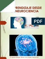 Aprendizaje desde la Neurociencia