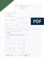 Deber de Álgebra Lineal - Guias de Estudio I y II